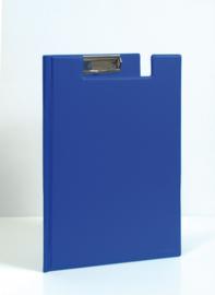 Klemmap PVC gelast A4 - set van 10 - zwart of blauw