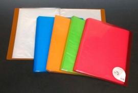 Showalbum Colourful A4 met 40 insteekhoezen SA40T