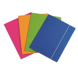 Elastomap Karton Gekleurd 320 x 435mm