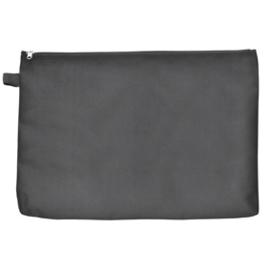 Bank-Wallet Etui A4 zwart