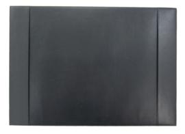 Bureau Onderlegger Leer Zwart 58 x 42 cm