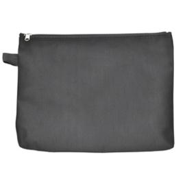 Bank-Wallet Etui A5 zwart