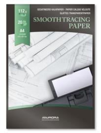 Kalkblok A4 met Kalkpapier voor Inkjet & Laserprinting
