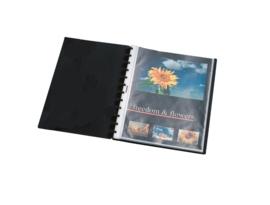 ADOC Standard A4 Display Book 20 pockets