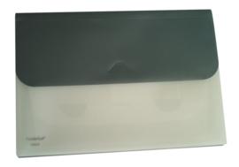 Harmonica map 4-vaks uitschuifbaar FS70020