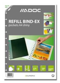 ADOC Bind-Ex Refill A4 extra shiny