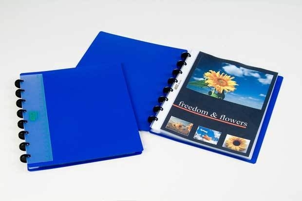 ADOC Standard A5 Display Book 30 pockets