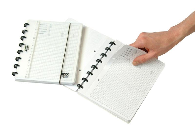 ADOC Meeting-Ex Vergader/Afspraken Notebook A5