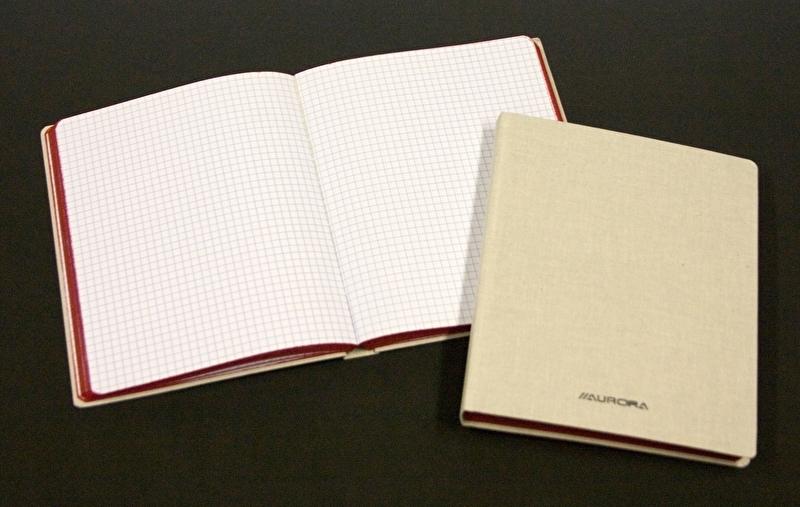 Linnen Schriften, dik, 6200SQ5, geruit, 165 x 210 mm