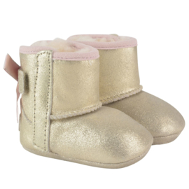 Uggs, Jesse bow gold metallic