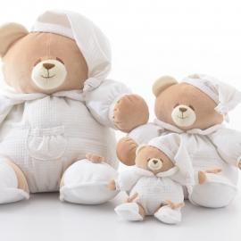 Nanan, Tato witte knuffelbeer, vanaf: