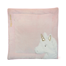 Roze speelkleed unicorn