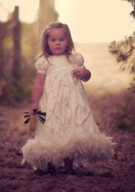 """""""Angel Kissed Sunshine""""... A Christening Dress For Your Little Piece Of Heaven"""