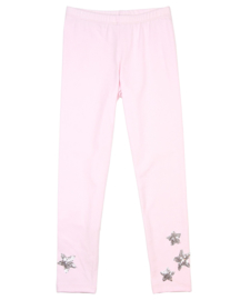 Kate Mack, roze legging met sterren