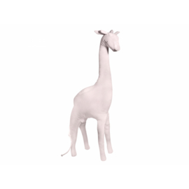 Caramella, roze giraf