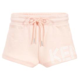Kenzo, zalm roze short