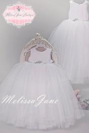 Exquisite Full Tulle Flower Girl Dress