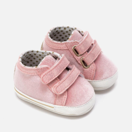 Mayoral, roze sneakers