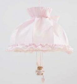 Nanan, Puccio roze hanglamp