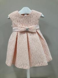 Elsy, roze kanten jurkje