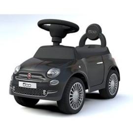 Loopauto, Fiat 500 zwart