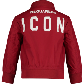 Dsquared2, rode zomerjas ICON