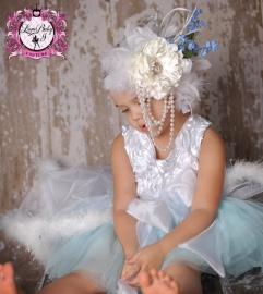 """"""" A Fairytale To Remember""""... An Alice Inspired Hair Accessory"""