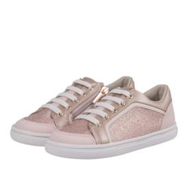 Mayoral, rose gouden sneakers