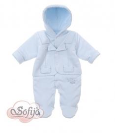 Sofija, blauw winterpak Elegant Boy