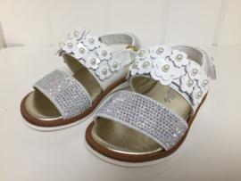 Blumarine, witte sandalen
