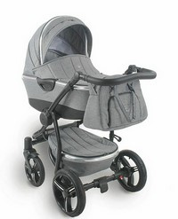 First, Atlanta City Baby Car, grijs