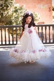 Petal Girls Princess Dress