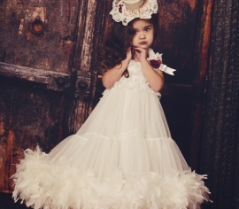 Couture Dress Love Baby J