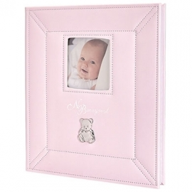Mayoral, memento boek roze