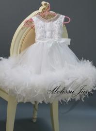 Pure Dreams Flower Girl Dress