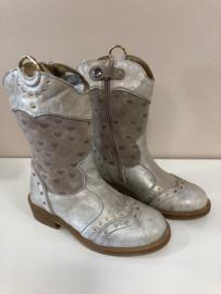 Zecchino d'Oro, beige cowbow boots