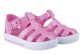 Igor, roze waterschoentjes