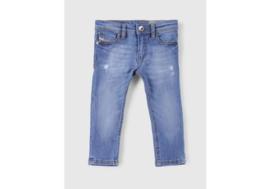 Diesel, lichte wassing jeans