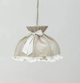 Nanan, Tato beige/creme hanglamp