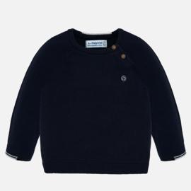Mayoral, donkerblauwe trui