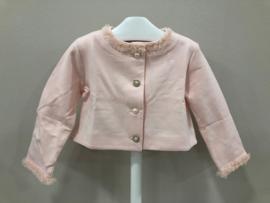 Elsy, roze vestje