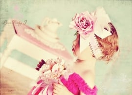 """""""Antique Angelique""""... Vintage Inspired Hair Candy"""