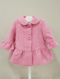 Monnalisa, roze mantel