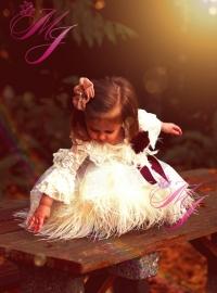 Dream a Dream Pretty Princess Vintage Dress
