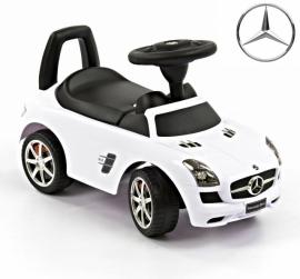 Loopauto, Mercedes Wit