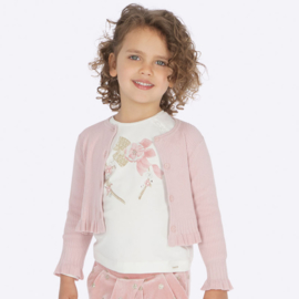 Mayoral, oud roze vestje