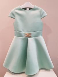 Elisabetta Franchi, groene jurk