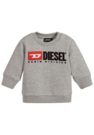 Diesel, grijze sweater