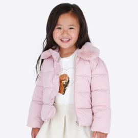 Mayoral, oud roze winterjas