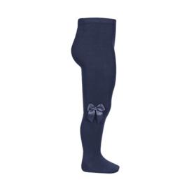 Condor, donkerblauwe maillot met strik